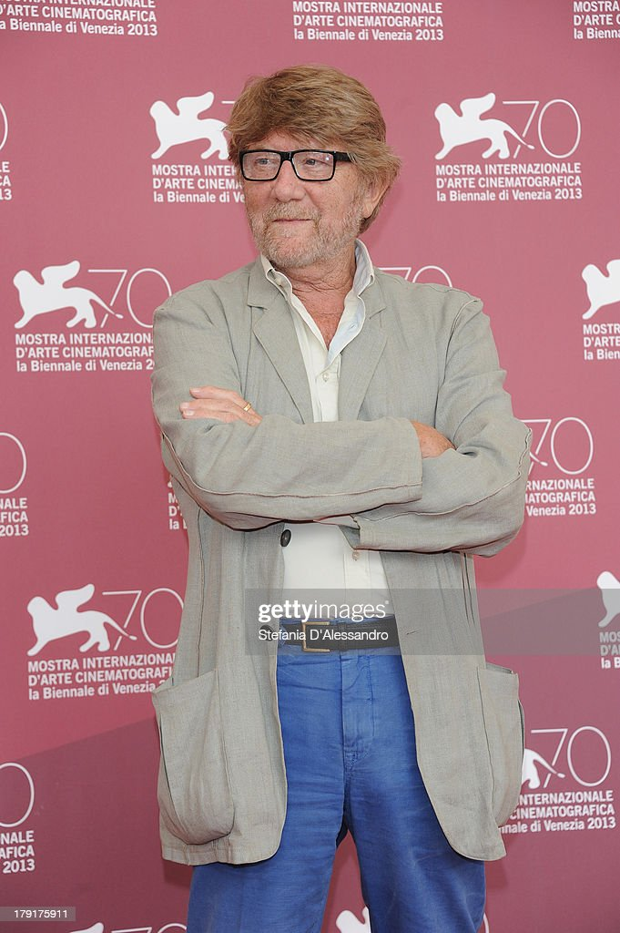 Director Gianni Bozzacchi attends 'Non Eravamo Solo... Ladri di Biciclette. Il Neorealismo' Premiere during the 70th Venice International Film Festival at Sala Perla on September 1, 2013 in Venice, Italy.