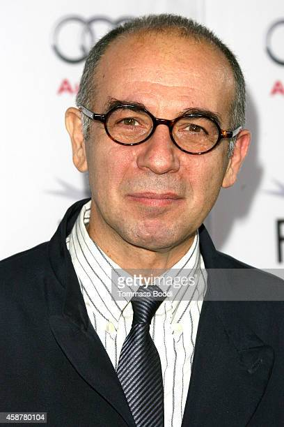 Director Giuseppe Tornatore attends the AFI FEST 2014 Presented By Audi Legacy Screening of 'Cinema Paradiso' held at the Dolby Theatre on November...