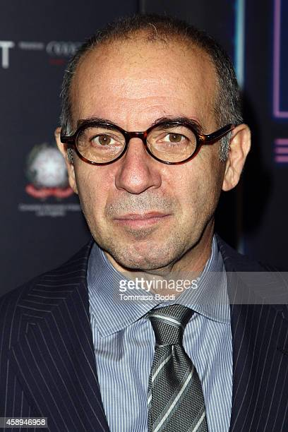 Director Giuseppe Tornatore attends the American Cinematheque Film Series Cinema Italian Style opening night gala held at the Egyptian Theatre on...