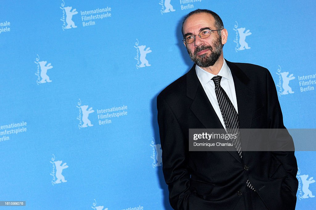 Director <a gi-track='captionPersonalityLinkClicked' href=/galleries/search?phrase=Giuseppe+Tornatore&family=editorial&specificpeople=2761023 ng-click='$event.stopPropagation()'>Giuseppe Tornatore</a> attends the 'The Best Offer' Photocall during the 63rd Berlinale International Film Festival at the Grand Hyatt Hotel on February 12, 2013 in Berlin, Germany.