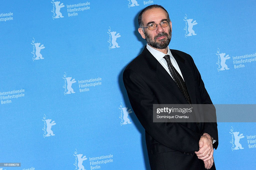 Director Giuseppe Tornatore attends the 'The Best Offer' Photocall during the 63rd Berlinale International Film Festival at the Grand Hyatt Hotel on February 12, 2013 in Berlin, Germany.