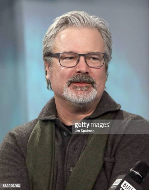 Director Gore Verbinski attends the Build series to discuss 'A Cure For Wellness' at Build Studio on February 14 2017 in New York City