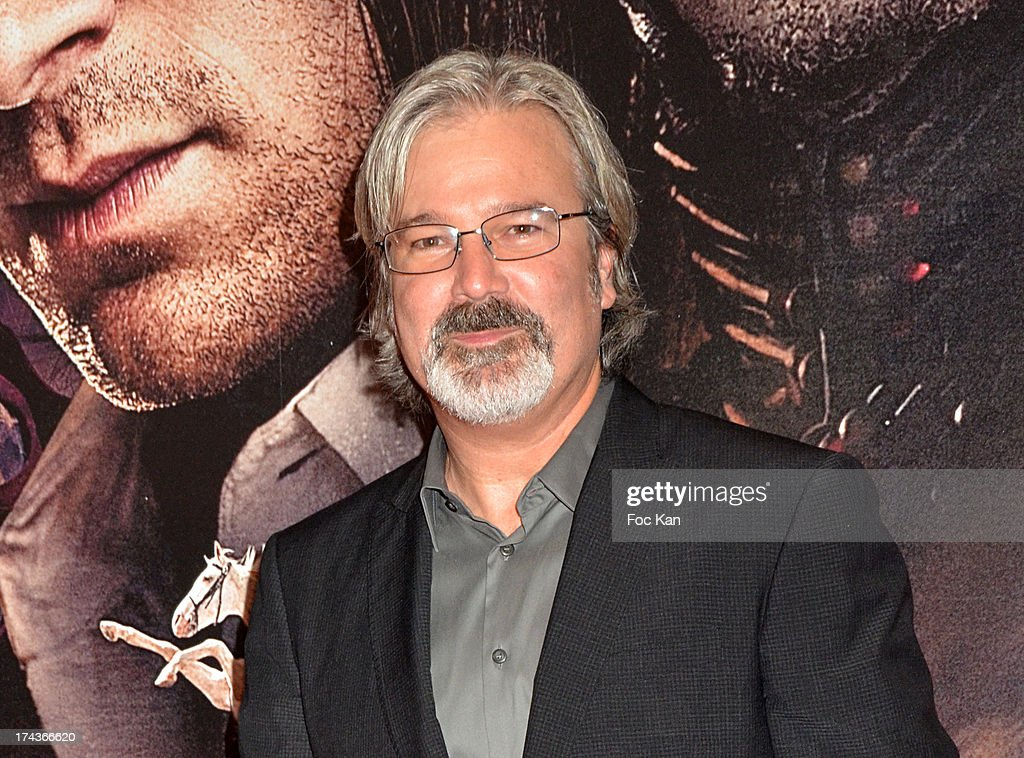 Director <a gi-track='captionPersonalityLinkClicked' href=/galleries/search?phrase=Gore+Verbinski&family=editorial&specificpeople=538751 ng-click='$event.stopPropagation()'>Gore Verbinski</a> attends the Paris Premiere of 'The Lone Ranger' at Cinema UGC Normandie on July 24, 2013 in Paris, France.