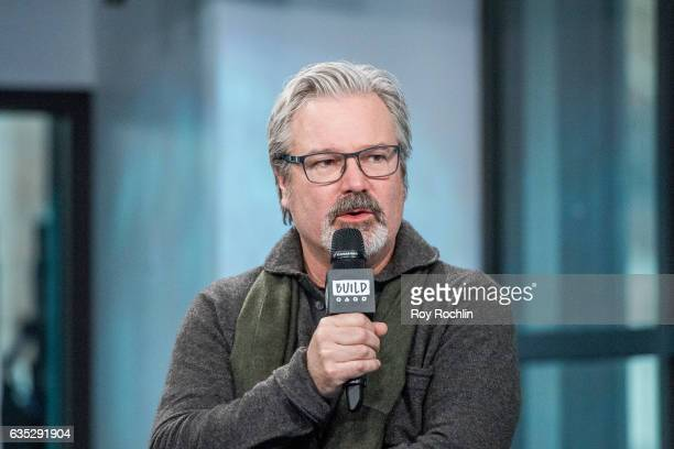 Director Gore Verbinski discusses 'A Cure For Wellness' with The Build Series at Build Studio on February 14 2017 in New York City