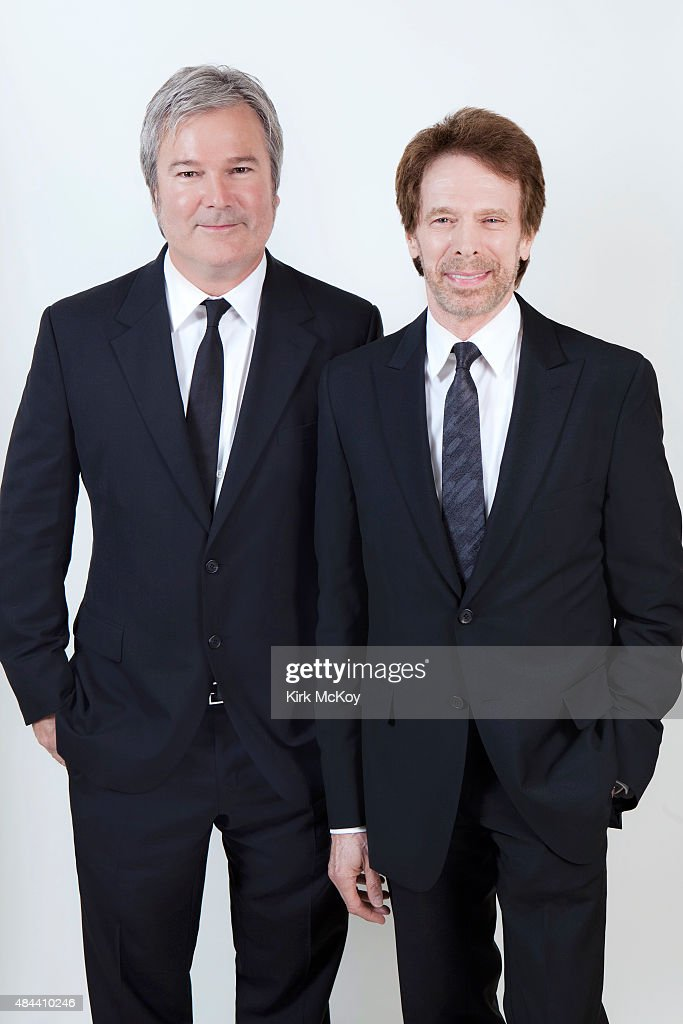Director <a gi-track='captionPersonalityLinkClicked' href=/galleries/search?phrase=Gore+Verbinski&family=editorial&specificpeople=538751 ng-click='$event.stopPropagation()'>Gore Verbinski</a>, left, received the Hollywood Animation Award for 'Rango,' and was presented the award by producer <a gi-track='captionPersonalityLinkClicked' href=/galleries/search?phrase=Jerry+Bruckheimer&family=editorial&specificpeople=203316 ng-click='$event.stopPropagation()'>Jerry Bruckheimer</a> are photographed at the 15th Annual Hollywood Film Awards Gala for Los Angeles Times on October 25, 2011 in Beverly Hills, California. PUBLISHED IMAGE.