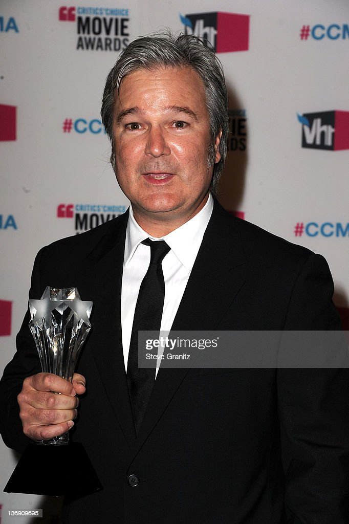 Director Gore Verbinski poses in the press room at the 17th Annual Critics' Choice Movie Awards held at The Hollywood Palladium on January 12 2012 in...