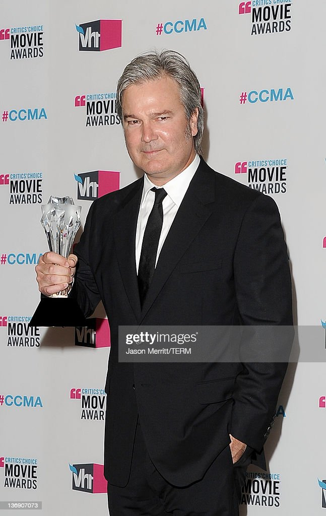 Director Gore Verbinski winner of the Best Animated Feature Award for 'Rango' poses in the press room during the 17th Annual Critics' Choice Movie...