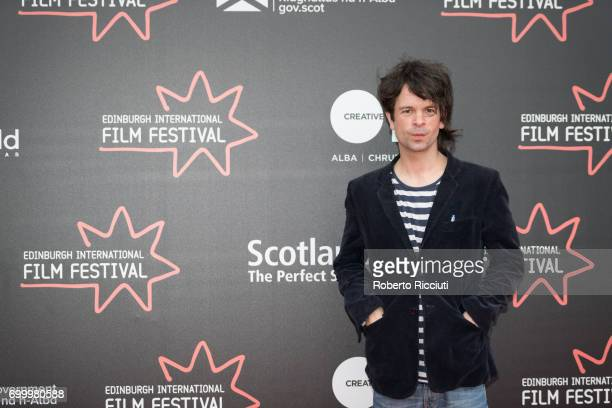 Director Grant McPhee attends a photocall for the world premiere of 'Teenage Superstars' during the 71th Edinburgh International Film Festival at...