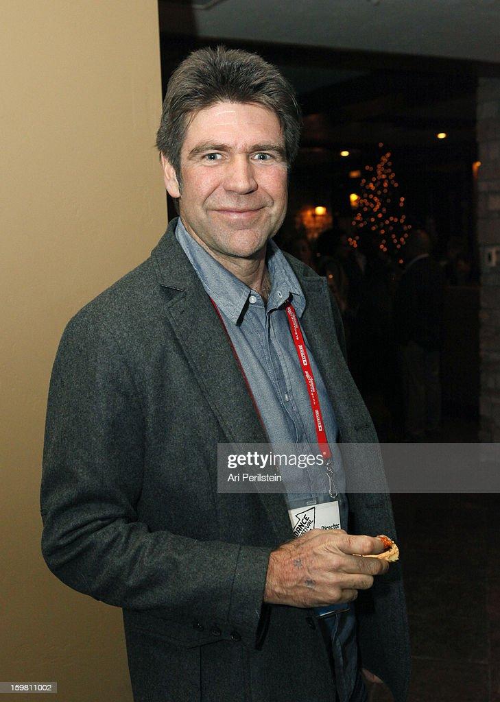 Director Greg Barker attends the HBO Documentary Films Sundance Party on January 20, 2013 in Park City, Utah.