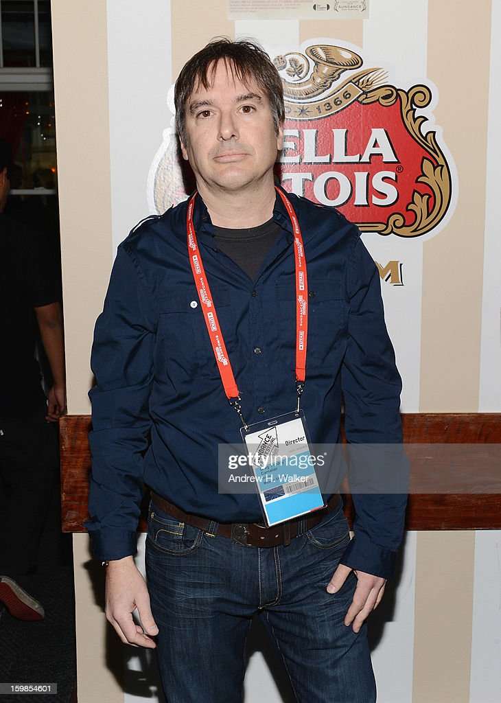 "Director Greg ""Freddy"" Camalier attends the Stella Artois 'Muscle Shoals' cocktail party at Village at the Lift on January 21, 2013 in Park City, Utah."