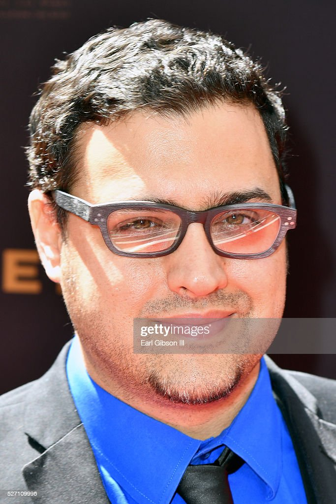 Director Gregori J. Martin arrives at the 43rd Annual Daytime Emmy Awards at the Westin Bonaventure Hotel on May 1, 2016 in Los Angeles, California.