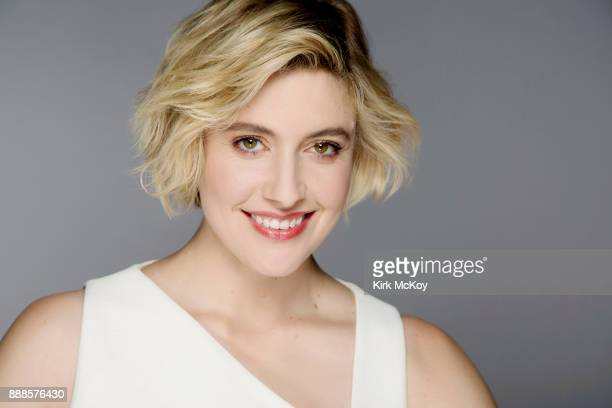 Director Greta Gerwig is photographed for Los Angeles Times on November 10 2017 in Los Angeles California PUBLISHED IMAGE CREDIT MUST READ Kirk...
