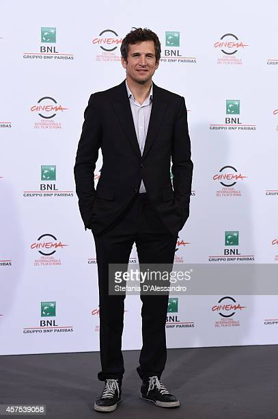 Director Guillaume Canet attends the 'Je Viserai Le Coeur' Photocall during the 9th Rome Film Festival on October 20 2014 in Rome Italy