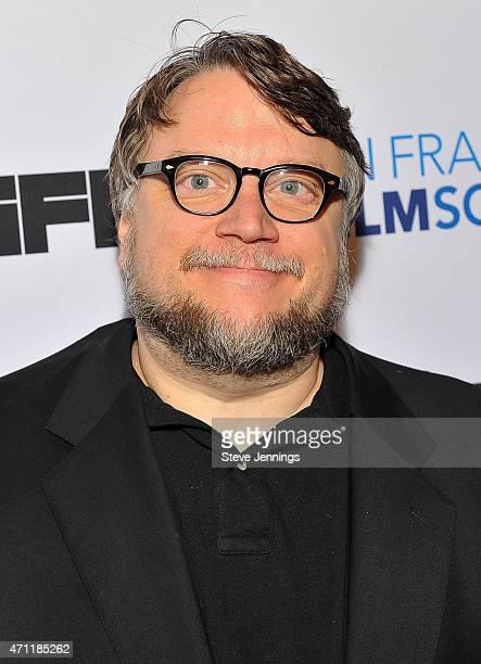 Director Guillermo del Toro attends the 58th San Francisco International Film Festival An Evening With Guillermo del Toro The Devil's Backbone at...