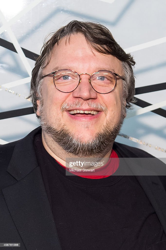 Director Guillermo del Toro attends the Museum of Modern Art Film Benefit's Tribute To Alfonso Cuaron at Museum of Modern Art on November 10 2014 in...