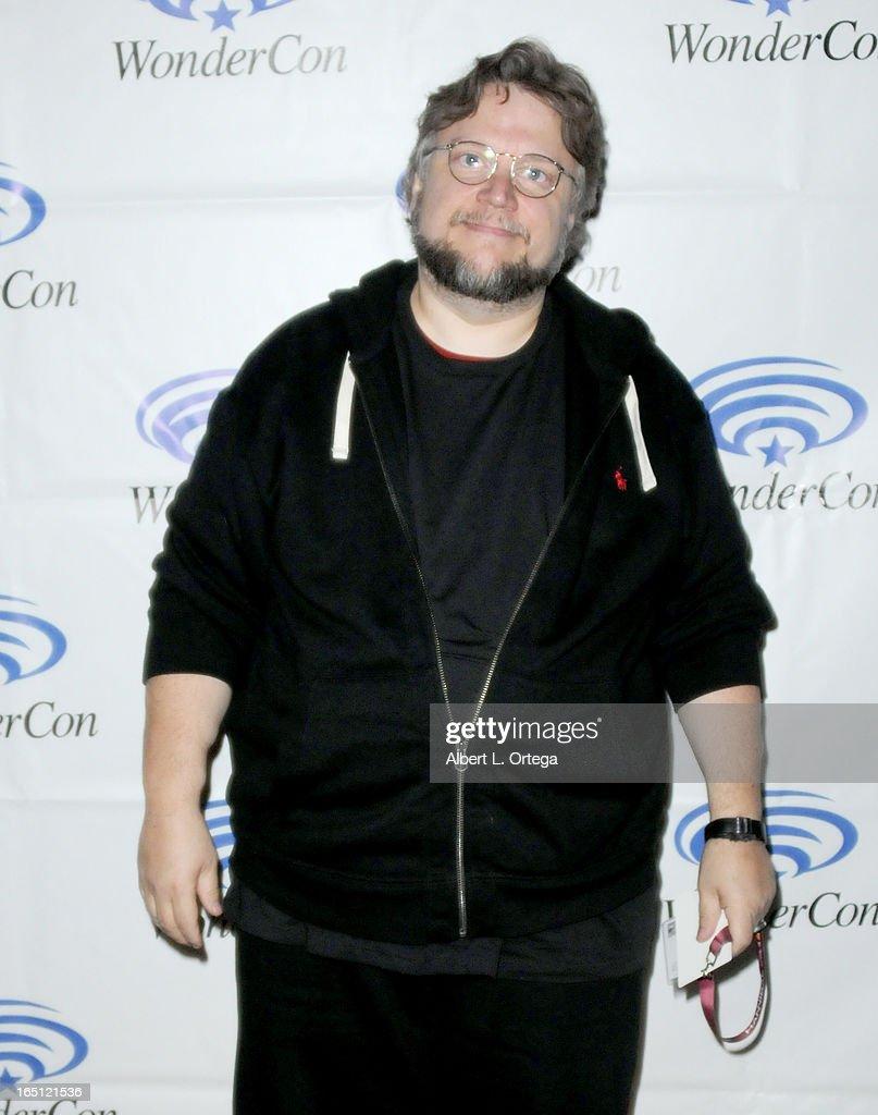 Director Guillermo del Toro participates at WonderCon Anaheim 2013 - Day 2 at Anaheim Convention Center on March 30, 2013 in Anaheim, California.