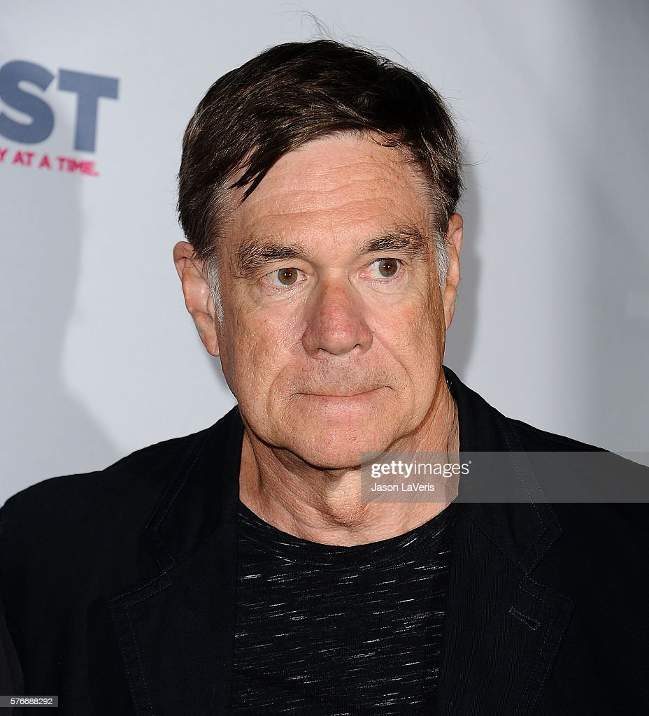Director Gus Van Sant attends a screening of 'King Cobra' and the presentation of the James Schamus Ally Award at the 2016 Outfest at Director's...