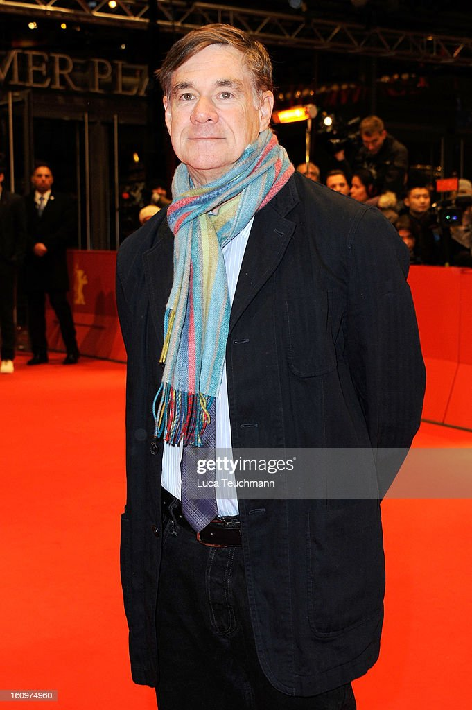 Director Gus Van Sant attends 'Promised Land' Premiere during the 63rd Berlinale International Film Festival at Berlinale Palast on February 8, 2013 in Berlin, Germany.