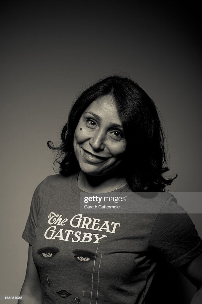 Director Haifaa Al Mansour during a portrait session on day four of the 9th Annual Dubai International Film Festival held at the Madinat Jumeriah Complex on December 12, 2012 in Dubai, United Arab Emirates.