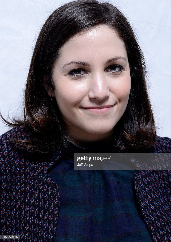 Director Hannah Fidell poses for a portrait during the 2013 Sundance Film Festival at the WireImage Portrait Studio at Village At The Lift on January 20, 2013 in Park City, Utah.