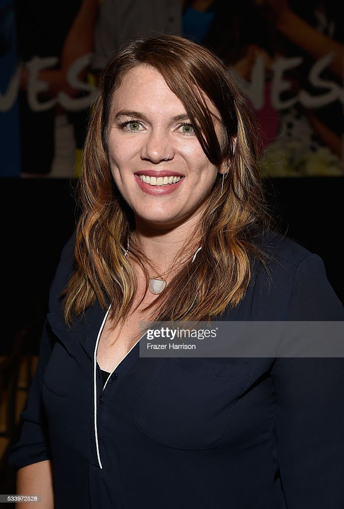 Director Hannah Macpherson attends Fast Company's Creativity Counter-Conference at the AwesomenessTV offices as part of the Santa Monica Fast Track on May 24, 2016 in Los Angeles, California.