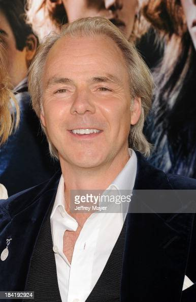 Director Harald Zwart arrives at the Los Angeles premiere of 'The Mortal Instruments City Of Bones' at ArcLight Cinemas Cinerama Dome on August 12...