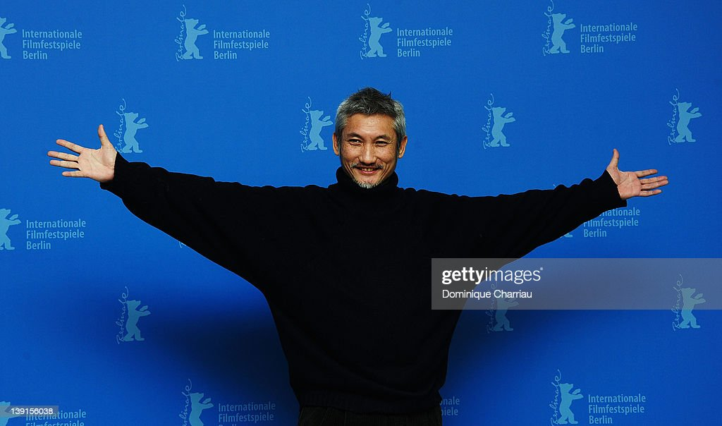 Director Hark Tsui attends the 'Flying Swords Of Dragon Gate' Photocall during day nine of the 62nd Berlin International Film Festival at the Grand Hyatt on February 17, 2012 in Berlin, Germany.