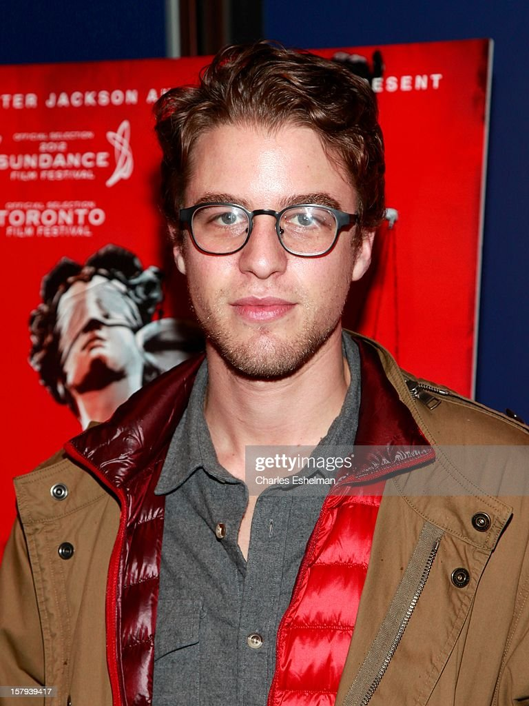 Director Henry Joost attends the 'West Of Memphis' premiere at Florence Gould Hall on December 7, 2012 in New York City.