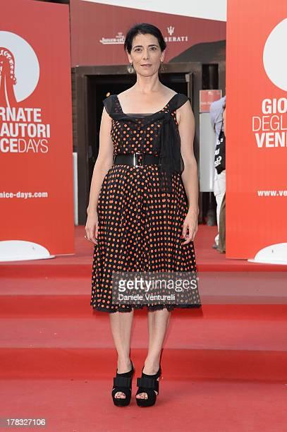 Director Hiam Abbass 'Miu Miu Women's Tale' Premiere during the 70th Venice International Film Festival at Sala Darsena on August 29 2013 in Venice...