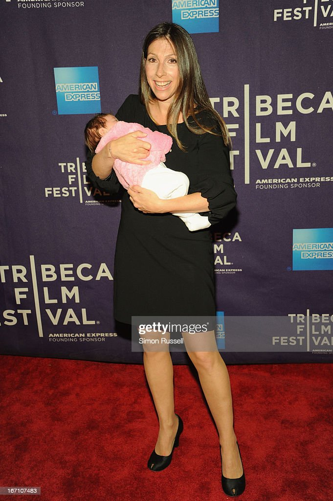 Director Hilla Medalia attends the 'Dancing In Jaffa' World Premiere at the AMC Loews Village 7 during the 2013 Tribeca Film Festival on April 20, 2013 in New York City.