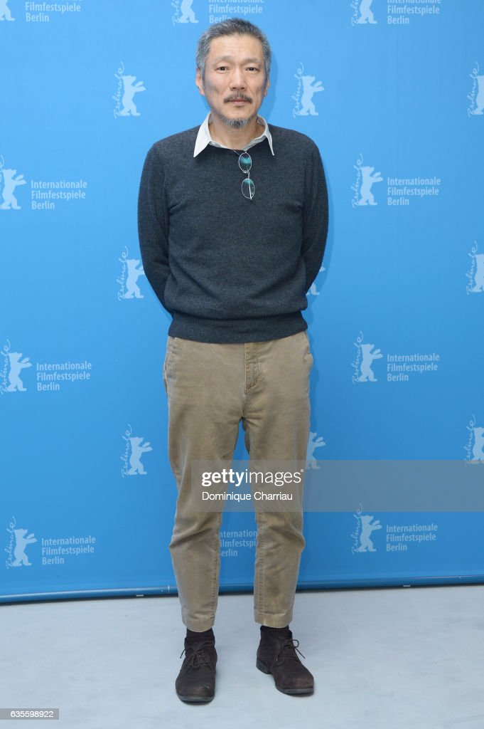 'On the Beach at Night Alone' Photo Call - 67th Berlinale International Film Festival
