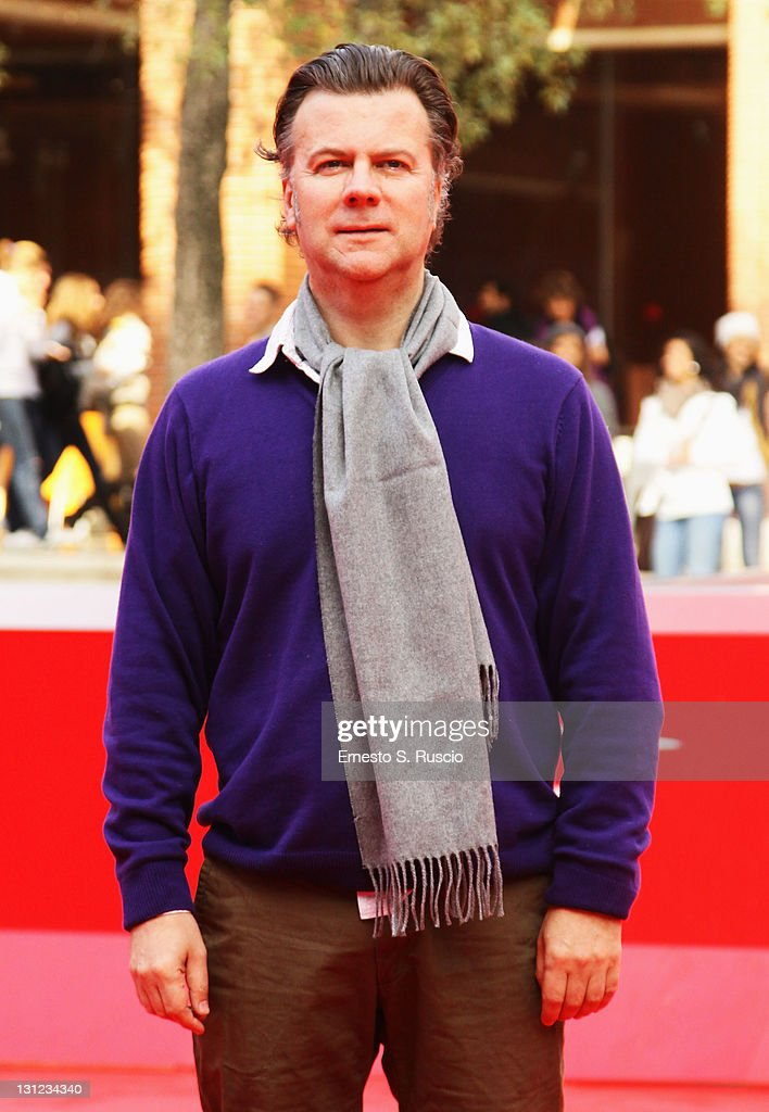 Director Ian Fitzgibbon attend the 'Death of a Super Hero' photocall during the 6th International Rome Film Festival on November 3, 2011 in Rome, Italy.