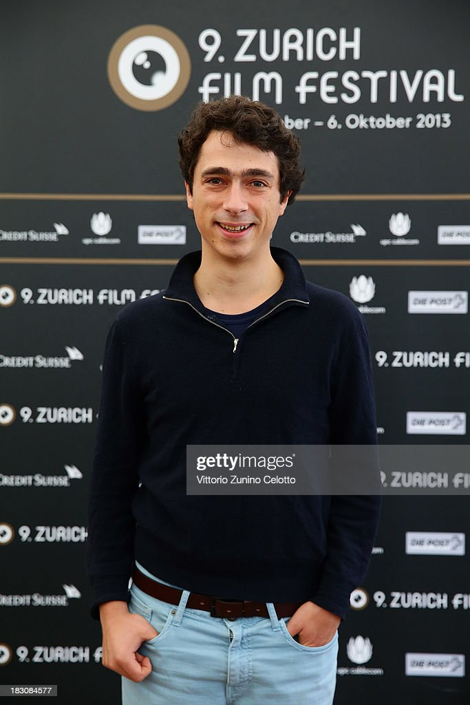 Director Ilian Metev, International Documentary Film Jury Member, attends the Jury Photocall during the Zurich Film Festival 2013 on October 4, 2013 in Zurich, Switzerland.