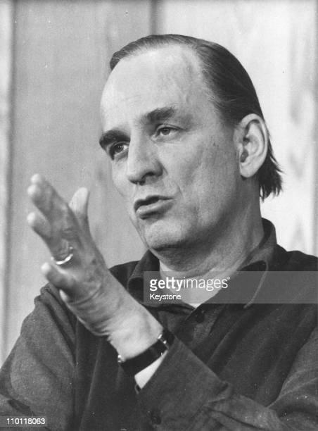 Director Ingmar Bergman 1987