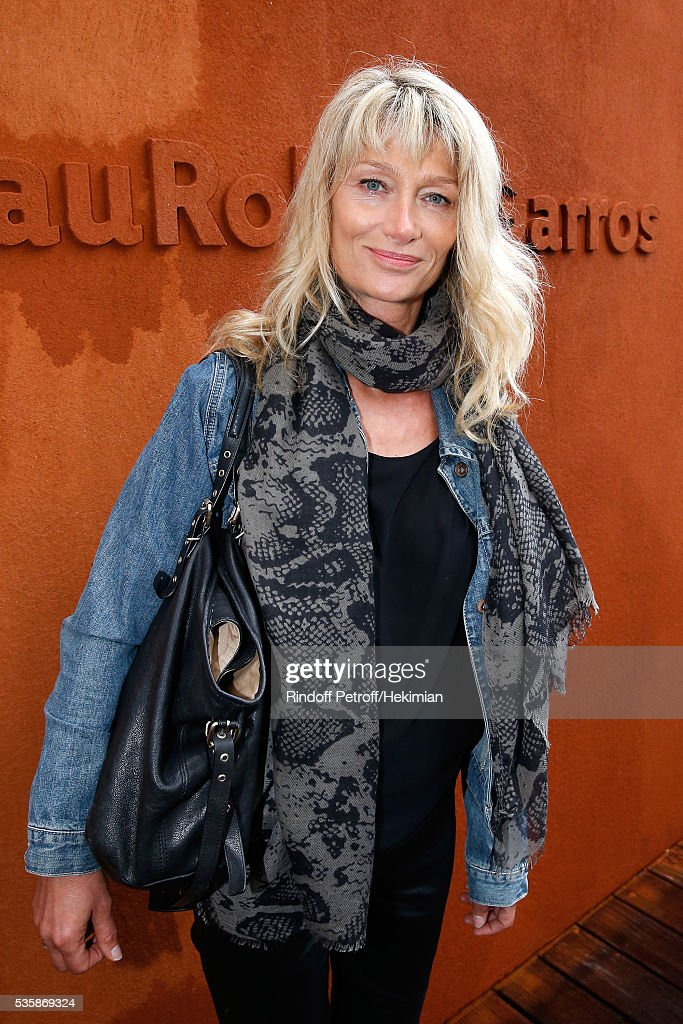 Director Isabelle Camus attends Day Nine of the 2016 French Tennis Open at Roland Garros on May 30, 2016 in Paris, France.