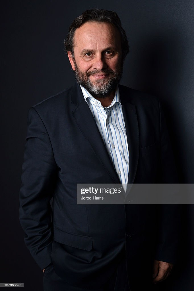 Director Ismail Gunes attends TheWrap's Awards Season Screening Series of Atesin Dustugu Yer 'Where The Fire Burns' on December 6, 2012 in Los Angeles, California.