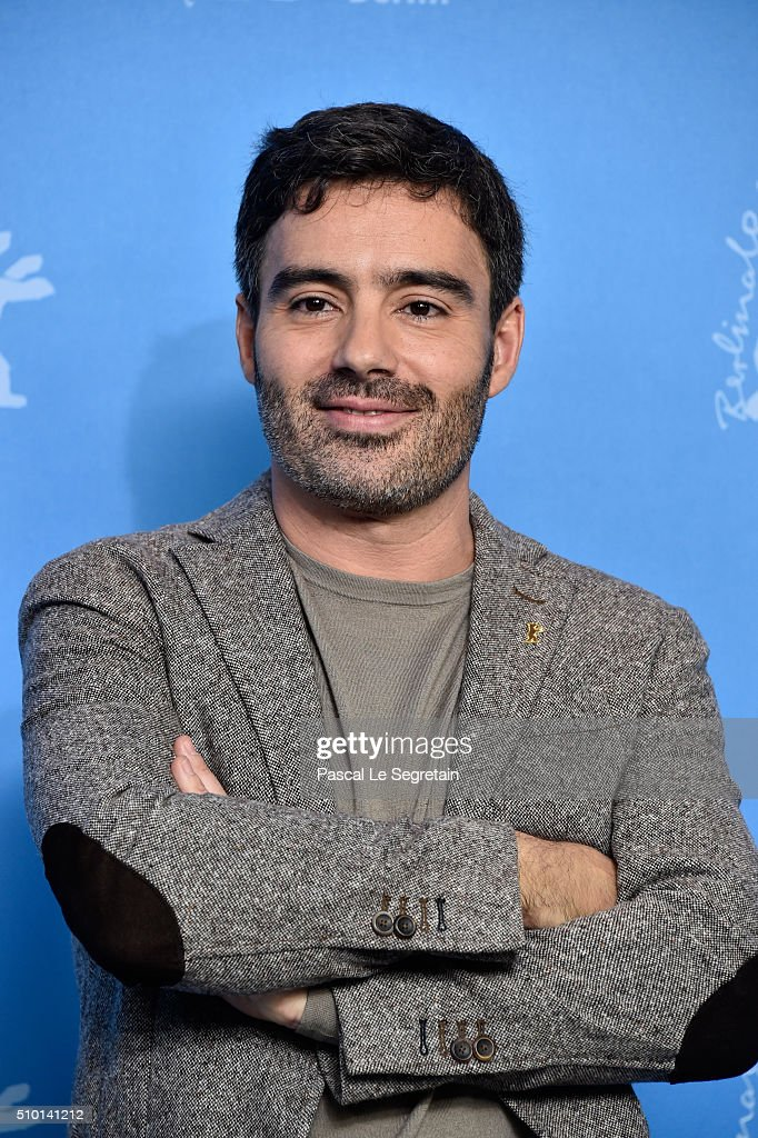 Actor Ricardo Pereira attends the 'Letters from War' (Cartas da guerra) photo call during the 66th Berlinale International Film Festival Berlin at Grand Hyatt Hotel on February 14, 2016 in Berlin, Germany.
