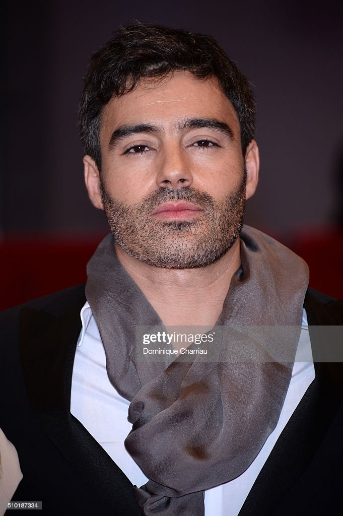 Actor Ricardo Pereira attends the 'Letters from War' (Cartas da guerra) premiere during the 66th Berlinale International Film Festival Berlin at Berlinale Palace on February 14, 2016 in Berlin, Germany.