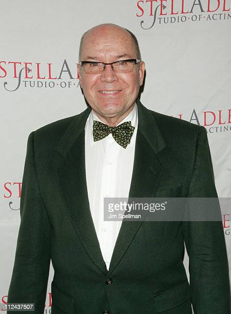 Director Jack O'Brien arrives at the 4th Annual Stella by Starlight Gala Benefit Honoring Martin Sheen at Chipriani 23rd st on March 17 2008 in New...