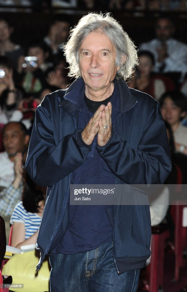 Director Jacques Doillion attends the French Film Festival 2013 at Yurakucho Asahi Hall on June 21, 2013 in Tokyo, Japan.