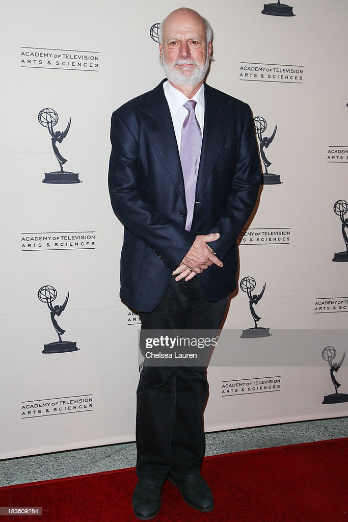 Director <a gi-track='captionPersonalityLinkClicked' href=/galleries/search?phrase=James+Burrows&family=editorial&specificpeople=799504 ng-click='$event.stopPropagation()'>James Burrows</a> arrives at 'An Evening Honoring <a gi-track='captionPersonalityLinkClicked' href=/galleries/search?phrase=James+Burrows&family=editorial&specificpeople=799504 ng-click='$event.stopPropagation()'>James Burrows</a>' at Academy of Television Arts & Sciences on October 7, 2013 in North Hollywood, California.