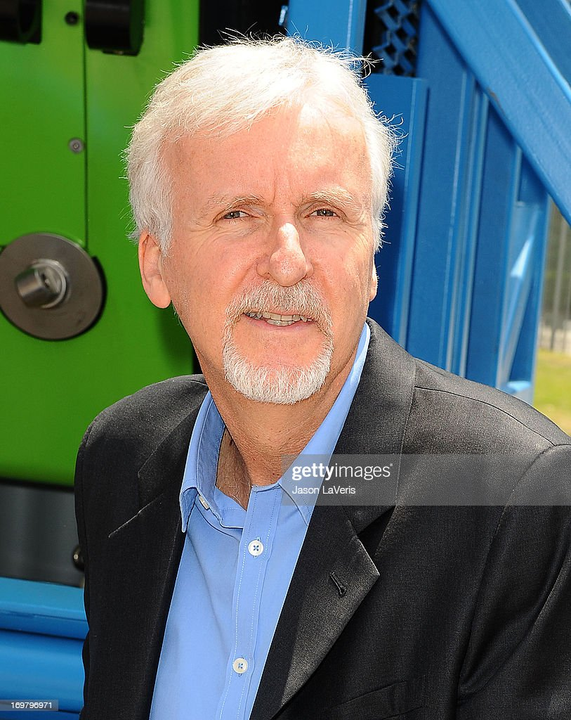 Director <a gi-track='captionPersonalityLinkClicked' href=/galleries/search?phrase=James+Cameron&family=editorial&specificpeople=206399 ng-click='$event.stopPropagation()'>James Cameron</a> attends the Deepsea Challenger photocall at California Science Center on June 1, 2013 in Los Angeles, California.