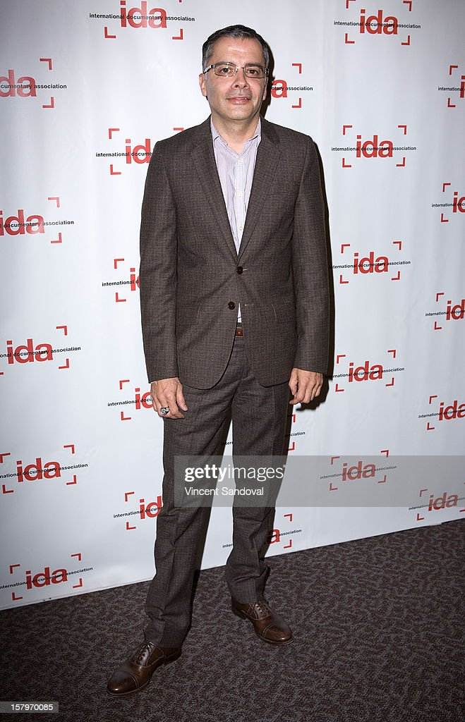 Director James Costa attends the 2012 IDA Documentary Awards at Directors Guild Of America on December 7, 2012 in Los Angeles, California.