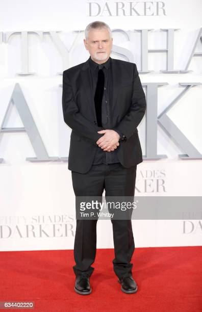 Director James Foley attends the UK Premiere of 'Fifty Shades Darker' at the Odeon Leicester Square on February 9 2017 in London United Kingdom