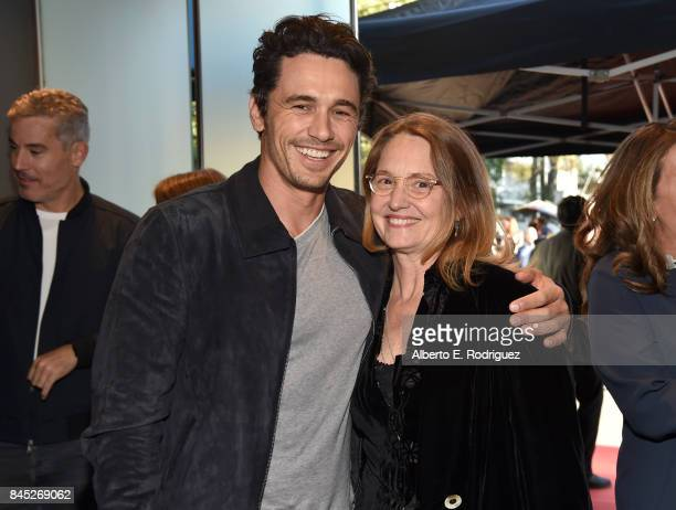 Director James Franco and actress Melissa Leo attend Entertainment Weekly's Must List Party during the Toronto International Film Festival 2017 at...