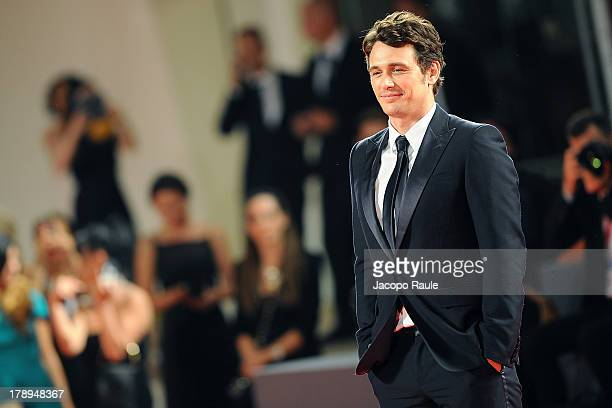 Director James Franco attends the 'Child Of God' Premiere during The 70th Venice International Film Festival at Palazzo del Cinema on August 31 2013...