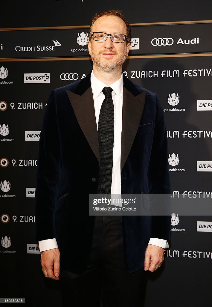 Director <a gi-track='captionPersonalityLinkClicked' href=/galleries/search?phrase=James+Gray&family=editorial&specificpeople=2479723 ng-click='$event.stopPropagation()'>James Gray</a> attends 'The Immigrant' Green Carpet during the Zurich Film Festival 2013 on September 29, 2013 in Zurich, Switzerland.