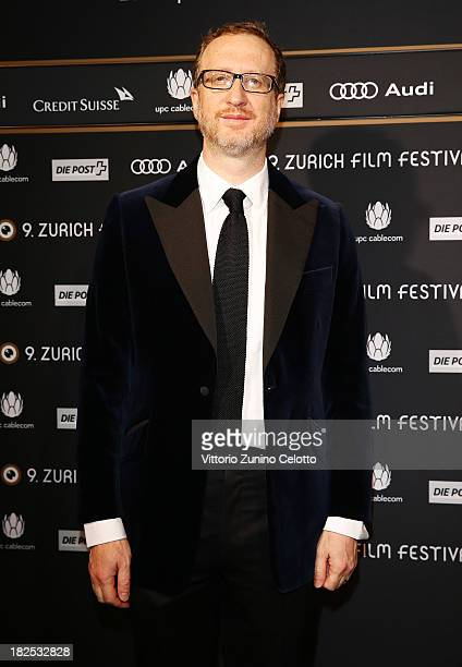 Director James Gray attends 'The Immigrant' Green Carpet during the Zurich Film Festival 2013 on September 29 2013 in Zurich Switzerland