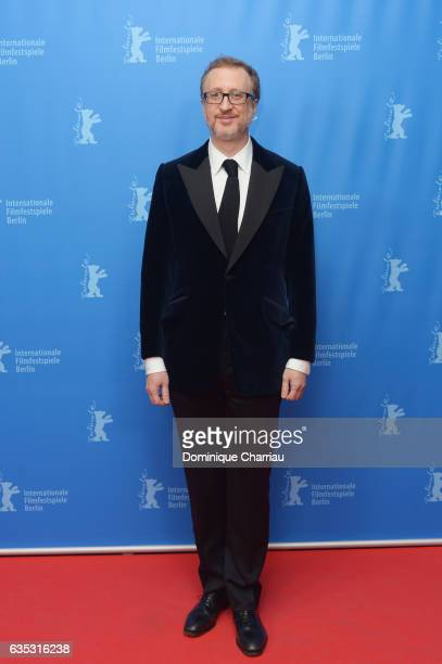 Director James Gray attends the 'The Lost City of Z' premiere during the 67th Berlinale International Film Festival Berlin at Zoo Palast on February...