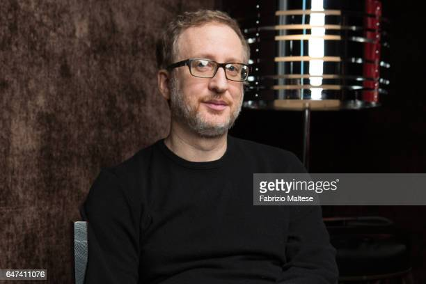 Director James Gray is photographed for The Hollywood Reporter on February 13 2017 in Berlin Germany